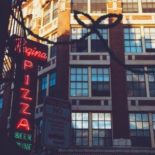 Regina Pizzeria - Boston, MA
